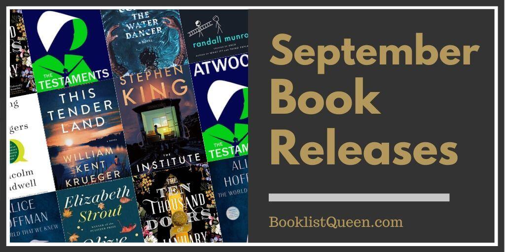 September 2019 Book Releases