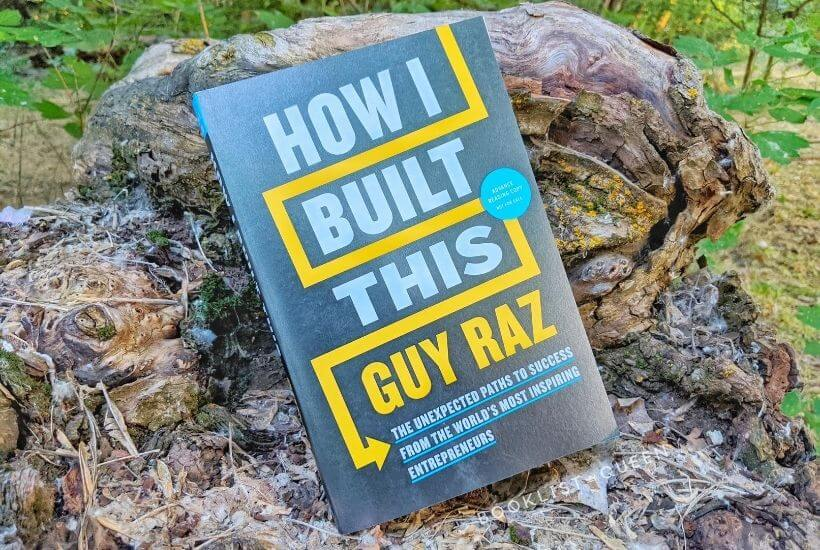book How I Built This by Guy Raz
