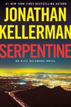 book cover Serpentine by Jonathan Kellerman