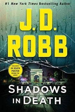 book cover Shadows in Death by J. D. Robb