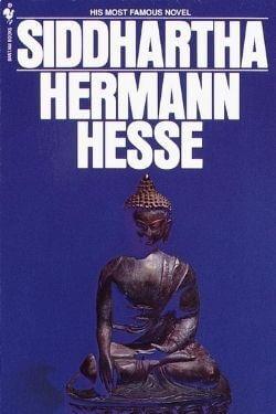 book cover Siddhartha by Hermann Hesse