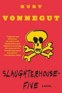 book cover Slaughterhouse-Five by Kurt Vonnegut
