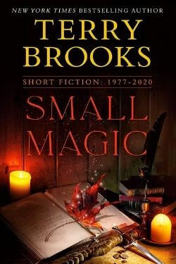 book cover Small Magic by Terry Brooks