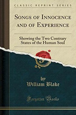 book cover Songs of Innocence and Of Experience by William Blake