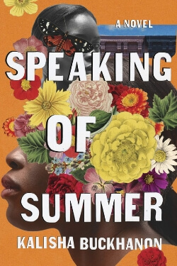 book cover Speaking of Summer by Kalisha Buckahanon