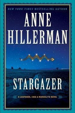 book cover Stargazer by Anne Hillerman