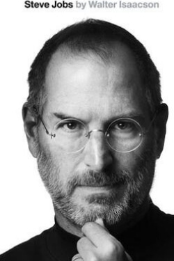 book cover Steve Jobs by Walter Isaacson