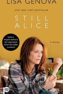 book cover - Still Alice by Lisa Genova