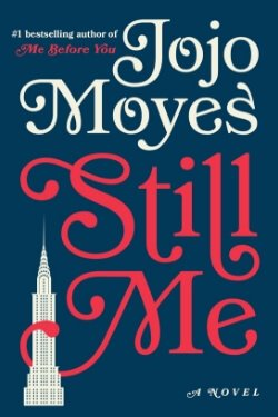 book cover Still Me by Jojo Moyes