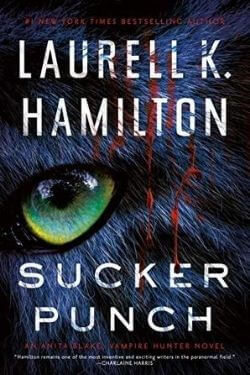 book cover Sucker Punch by Laurell K Hamilton