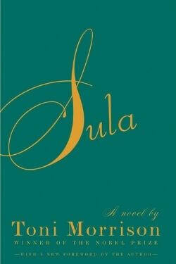 book cover Sula by Toni Morrison