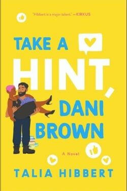 book cover Take a Hint, Dani Brown by Talia Hibbert