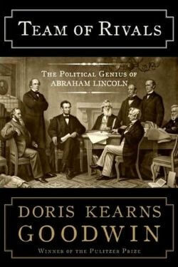 book cover Team of Rivals by Doris Kearns Goodwin