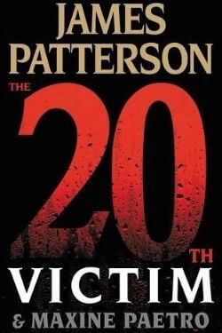 book cover The 20th Victim by James Patterson and Maxine Paetro