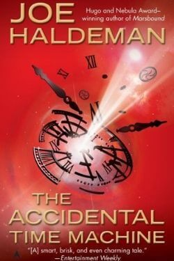 book cover The Accidental Time Machine by Joe Haldeman
