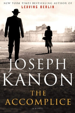 book cover The Accomplice by Joseph Kanon