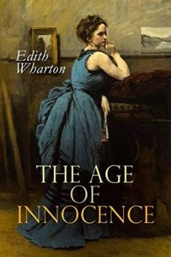 book cover The Age of Innocence by Edith Wharton