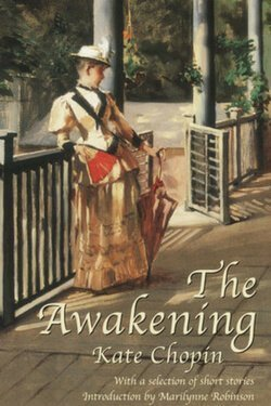 book cover The Awakening by Kate Chopin