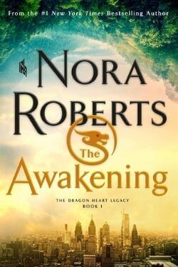 book cover The Awakening by Nora Roberts