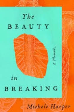 book cover The Beauty in Breaking by Michele Harper