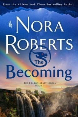 book cover The Becoming by Nora Roberts