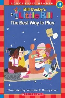 book cover The Best Way to Play by Bill Cosby