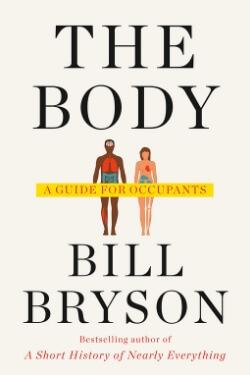 book cover The Body by Bill Bryson
