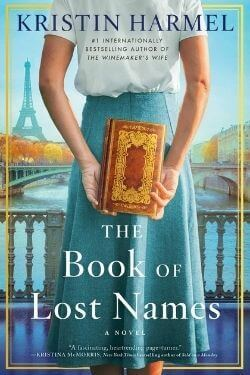 book cover The Book of Lost Names by Kristin Harmel