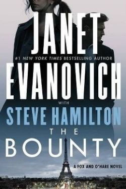 book cover The Bounty of Janet Evanovich with Steve Hamilton