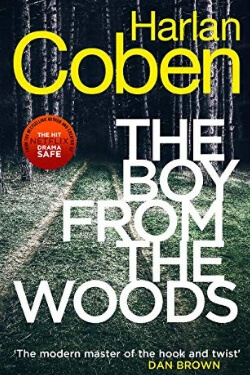 book cover The Boy From the Woods by Harlan Coben