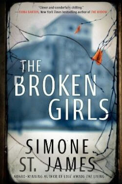 book cover The Broken Girls by Simone St. James
