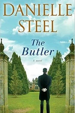 book cover The Butler by Danielle Steel