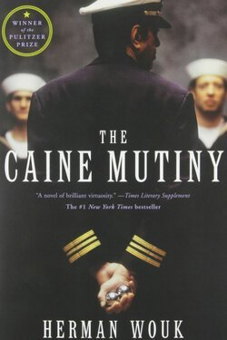 book cover The Caine Mutiny by Herman Wouk