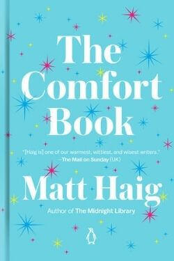 book cover The Comfort Book by Matt Haig