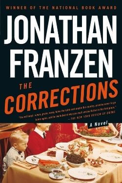 book cover The Corrections by Jonathan Franzen