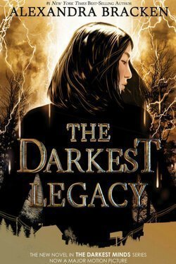 book cover The Darkest Legacy by Alexandra Bracken