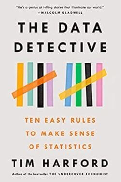 book cover The Data Detective by Tim Harford
