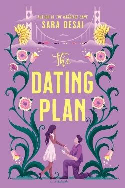 book cover The Dating Plan by Sara Desai