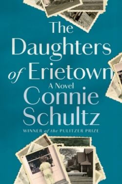 book cover The Daughters of Erietown by Connie Schultz