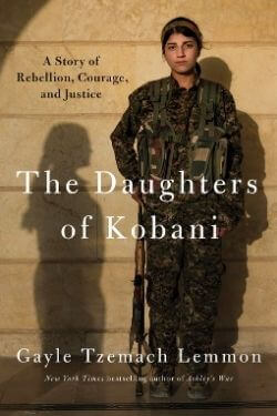 book cover The Daughters of Kobani by Gayle Tzemarch Lemmon
