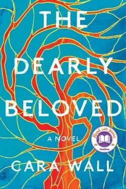 book cover The Dearly Beloved by Cara Wall
