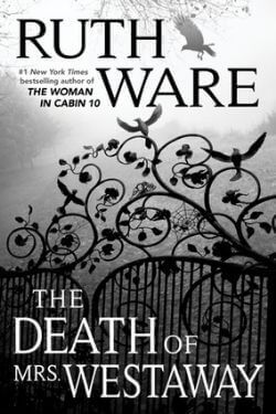 book cover The Death of Mrs. Westaway by Ruth Ware