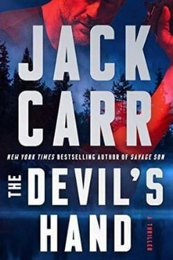 book cover The Devil's Hand by Jack Carr