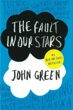 book cover The Fault in Our Stars by John Green