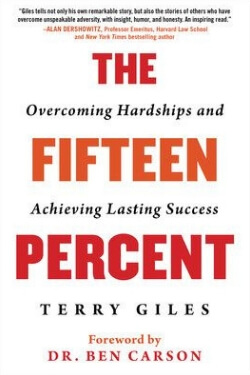 book cover The Fifteen Percent by Terry Giles