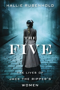 book cover The Five by Hallie Rubenhold