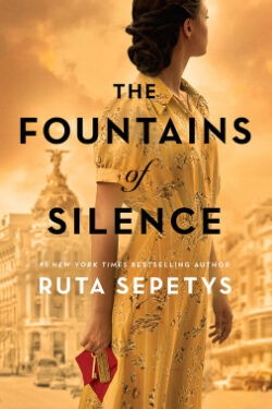 book cover The Fountains of Silence by Ruta Sepetys