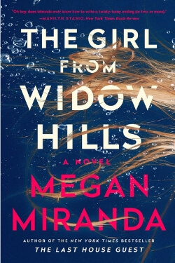 book cover The Girl from Widow Hills by Megan Miranda