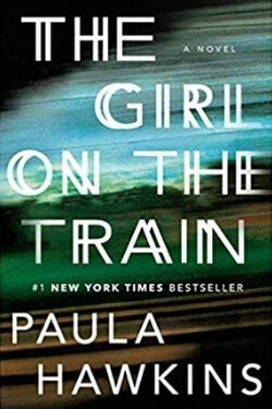 book cover The Girl on the Train by Paula Hawkins