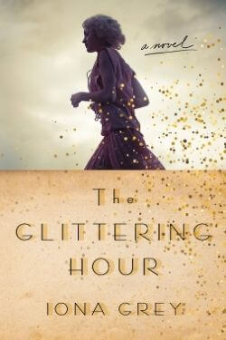 book cover The Glittering Hour by Iona Grey